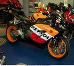 Production (Stock) Honda CBR1000RR, Uploaded for: JIM1000GSXR@aol.com